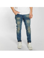 SHINE Original Skinny Jeans Drop Crotch blue