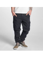 SHINE Original Spodnie Chino/Cargo Fresh czarny