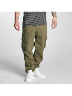 SHINE Original Spodnie Chino/Cargo Fresh zielony