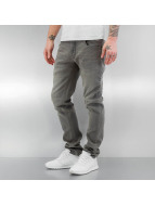 SHINE Original Straight fit jeans Tapered blauw