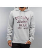 Sweat Hoody Grey Melange...