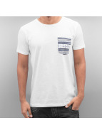 SHINE Original T-Shirt Pocket blanc