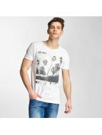 SHINE Original T-Shirt Photo blanc