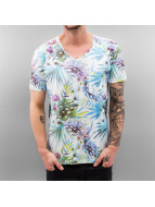 SHINE Original T-Shirt All Over Print blau