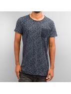 SHINE Original T-Shirt All Over blau