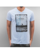 SHINE Original T-Shirt California blau