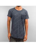 SHINE Original T-Shirt All Over bleu