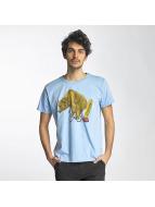 SHINE Original T-Shirt Bear bleu