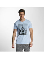 SHINE Original T-Shirt City Lane bleu