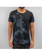 SHINE Original T-shirt Acid Washed grå
