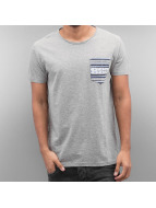 SHINE Original t-shirt Pocket grijs