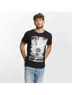 SHINE Original T-Shirt Kleth Photo Print noir