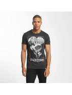 SHINE Original T-Shirt Barret Photo Print noir