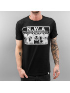 SHINE Original T-Shirt Rap Legends Print schwarz