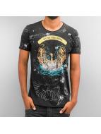 SHINE Original T-Shirt Eagle schwarz