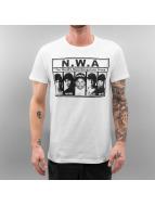SHINE Original T-Shirt Rap Legends Print weiß