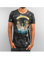 SHINE Original t-shirt Eagle zwart