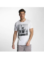 SHINE Original T-Shirts City Lane beyaz