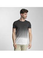 SHINE Original T-Shirts Dip Dyed gri