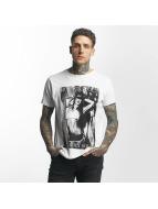 SHINE Original T-Shirty Print bialy