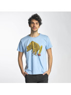 SHINE Original T-Shirty Bear niebieski