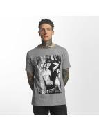 SHINE Original T-Shirty Print szary
