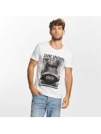 SHINE Original T-skjorter Rusty Explicit Content hvit