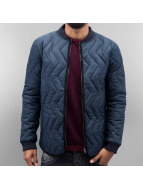 SHINE Original Winterjacke Quilted blau