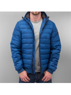SHINE Original winterjas Ribstop blauw