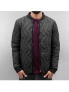 SHINE Original winterjas Quilted zwart