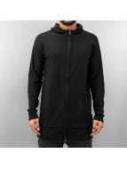 SHINE Original Zip Hoodie Reversed schwarz
