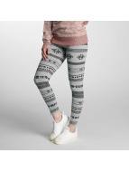 Shisha  Legging Mokig grijs