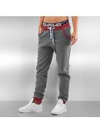 Shisha  Pantalón deportivo Weeken gris