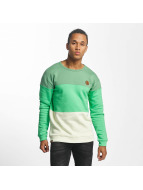 Shisha Klöndör Sweater Green Striped