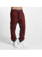 Shisha  Spodnie do joggingu Sundag czerwony