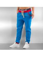 Shisha  Spodnie do joggingu Weeken niebieski