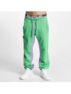 Shisha  Spodnie do joggingu Sundag zielony
