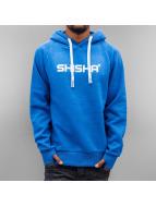 Shisha  Sweat à capuche Classic bleu