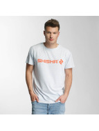 Shisha Jor T-Shirt Light Blue Melange