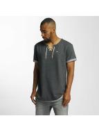 Shisha  T-Shirt Knutten grau