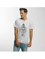 Shisha  T-Shirt Oktopussi grey