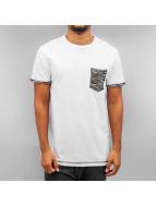 Shisha  T-shirts Akraat hvid