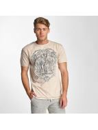 Shisha  T-skjorter Waalross beige