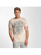 Shisha Waalross T-Shirt Beige Ash