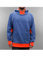 Storm Hoody Steel Blue/Or...