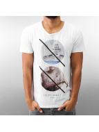 Silent Theory T-Shirt Das Neue Theory blanc