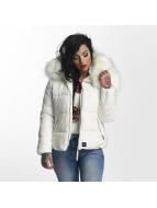 Sixth June Зимняя куртка Fitted Down Oversized Regular Puffa белый