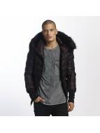 Sixth June Зимняя куртка Regular Fit Puffa черный