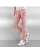 Sixth June Облегающие джинсы Destroyed розовый