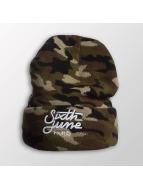 Sixth June Beanie Sixth June Logo Beanie mimetico